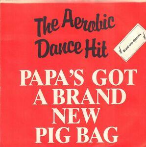PIGBAG-Papa-039-s-Got-A-Brand-New-Pigbag-Brand-New-Disco-Mix-1981-SINGLE-7-034