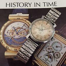 Gruen 910 Alarm patented Guildite 17 jewels stainless steel men's watch