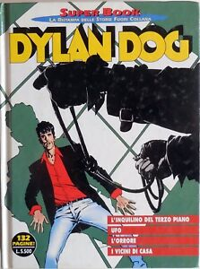 BONELLI SUPER BOOK DYLAN DOG N.9