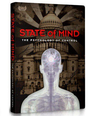 State of Mind : The Psychology of Control (DVD) NEW - SEALED