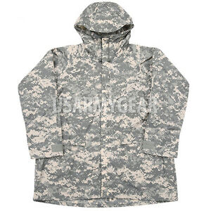Weather Parka Coat Army Rainsuit Jacket Acu Orc Wet Military Us Gi Improved Rain vYSqwzSx1