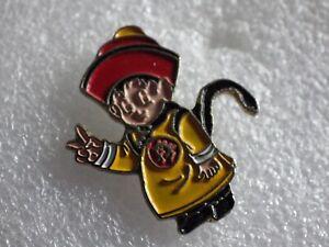 Pin-S-Vintage-Coleccionista-Pins-Coleccion-Dragon-Ball-Z-Toei-1989-Gohan-Lote