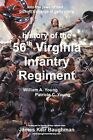56th Virginia Regiment by William A Young, Patricia C Young (Paperback / softback, 2008)