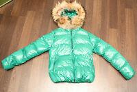 Duvetica 2013 Adhara Daunenjacke, Down Jacket, it42, S, D36, Grün