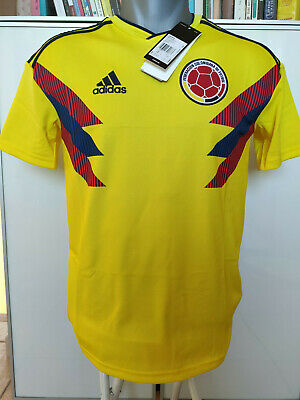 maillot de foot homme domicile FC colombie adidas XS 14 ans home | eBay