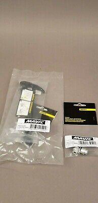 Mavic 15mm to 9mm Front Wheel Axle Adapter 12mm to 9mm Rear Auto Adjust hub Kit