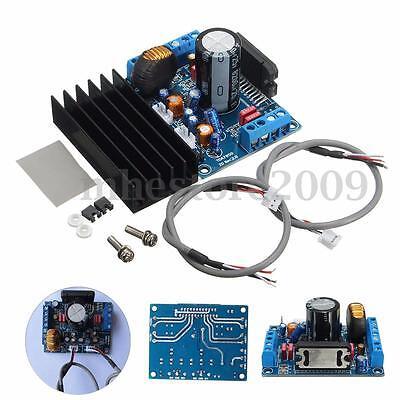 TDA7850 4x50W Car Audio Power Amplifier Board Stereo+ BA3121 Denoiser DC 12V