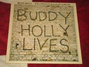 BUDDY HOLLY - Buddy Holly The Crickets 20 Golden Greats MCA Made in Usa - Italia - BUDDY HOLLY - Buddy Holly The Crickets 20 Golden Greats MCA Made in Usa - Italia