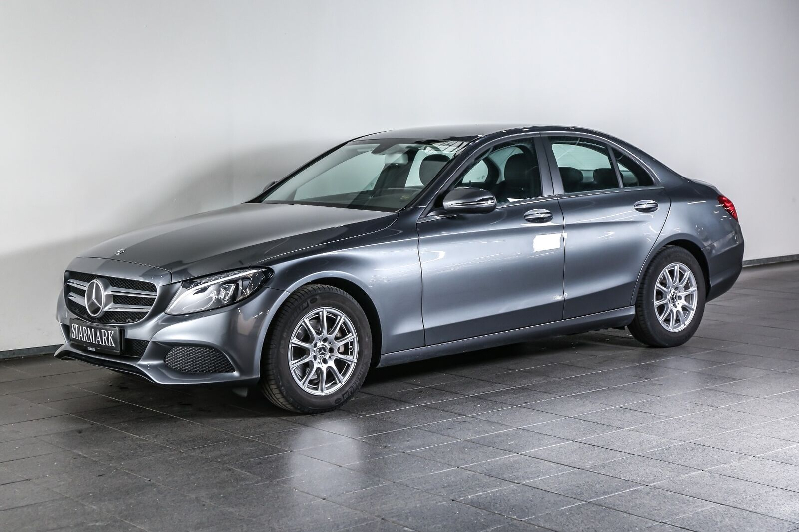 Mercedes-Benz C220 d 2,2 Business aut.