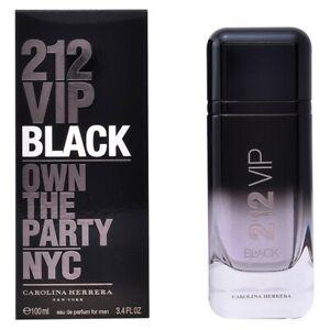 perfume 212 black hombre