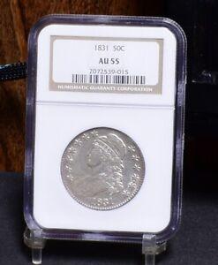 1831-Bust-Half-Dollar-NGC-AU55-24784