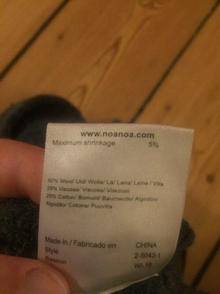 Cardigan, 50% uld, Noa Noa miniature
