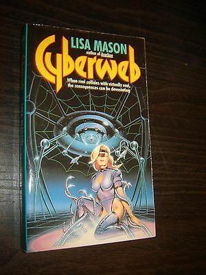 Cyberweb Von Lisa Mason (1996, Taschenbuch) Sci-fi