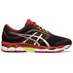 Detalles acerca de Asics 1011A552 001 Gel ziruss 3 Negro/rojo de velocidad  para hombres zapatos para correr- mostrar título original