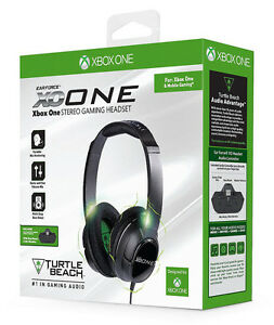 Turtle Beach - Ear Force XO One Amplified Gaming Headset - Xbox One - VG -In Box