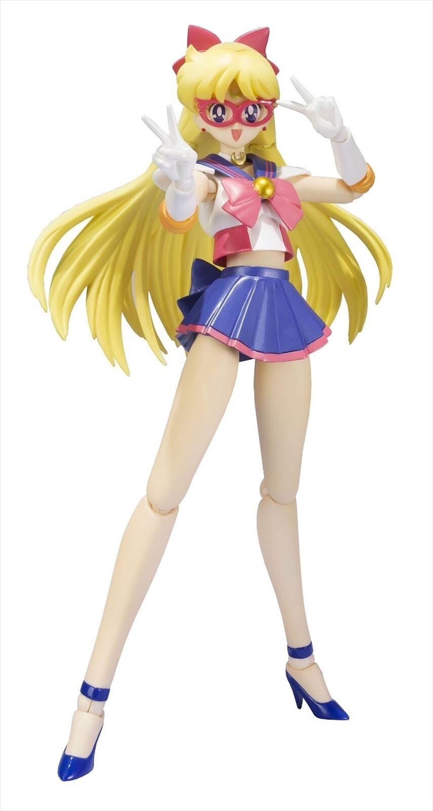 Beai Tamashii Nations S.H. Figuarts Sailor V Sailor  Moon azione cifra  migliore qualità