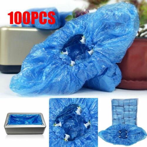 100pcs Shoe Cover//Automatic Shoe Cover Dispenser Disposable Shoe Covers Machine