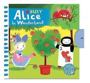 Busy-Alice-In-Wonderland-Busy-Books-Very-Good-Book
