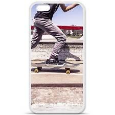 Coque housse étui tpu gel motif skate Iphone 6 Plus