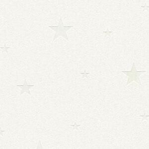 Brille-dans-le-Noir-Stars-Papier-Peint-Rouleaux-Blanc-As-Creation-324401