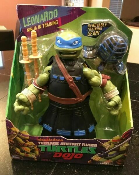 2012 *** LEO LEONARDO COMPLETA *** Teenage Mutant Ninja Turtles TMNT