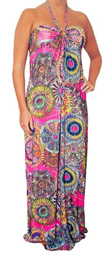 Lot NEW Multi color Halter Casual Cocktail Maxi Mini Sun Summer DRESS S M L XL