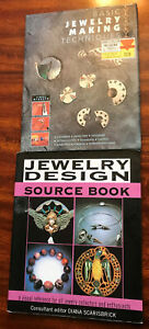 Jewelry-Design-Source-Book-and-Jewelry-Making-Techniques-Book-Lot