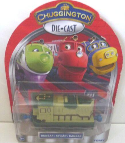 DISCOUNTED Chuggington Die-Cast Dunbar Last 3