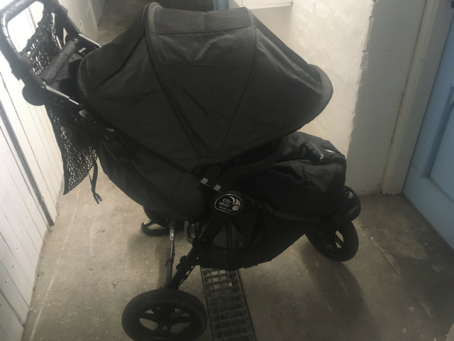 Babyjogger, Baby Jogger City elite single, LÆS…