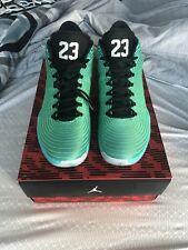 85fd328dc046 item 3 Nike Air Jordan 29 XX9 Easter Retro Black-Emerald-Green 695515-403  size 10 NEW -Nike Air Jordan 29 XX9 Easter Retro Black-Emerald-Green  695515-403 ...