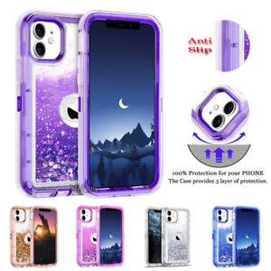 iphone-11-iphone-11-pro-Max-Defender-Liquid-Glitter-Case-Cover-Fits-Otter-box