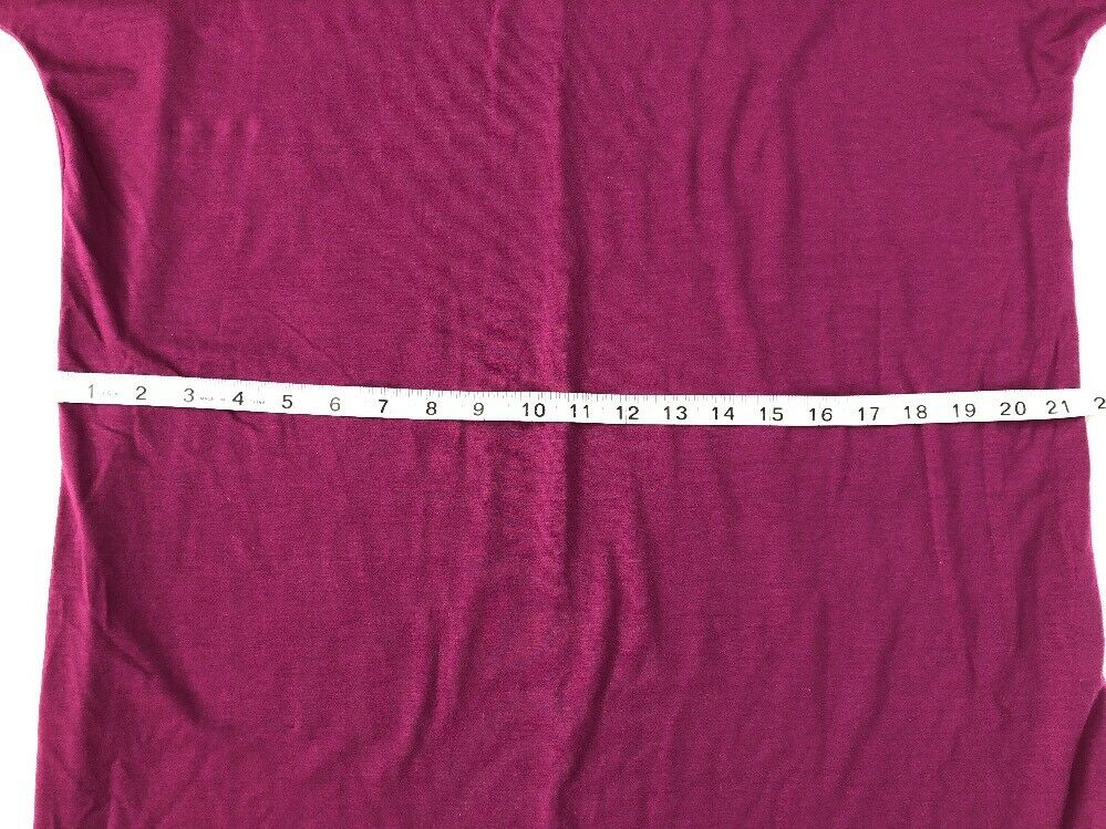 Eileen Fisher Women Dress Size S P P P NWT Purple Oversized 079e79