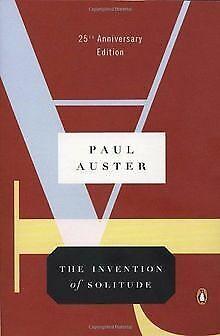 The Invention of Solitude von Auster, Paul | Buch | Zustand gut