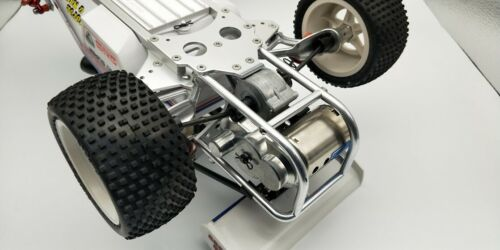 TURBO SCORPION 1//10 EP 2WD Buggy KIT 30616 Rear aluminum Roll Cage Set.