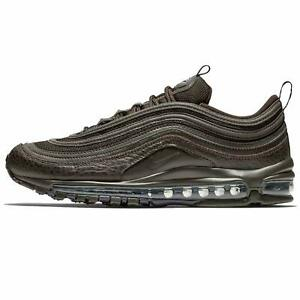 NEW-Size-8-9-11-Nike-Air-Max-97-SE-Brown-Gridiron-Men-Shoes-AQ4126-201-Athletic