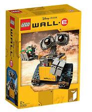 Brand New Sealed LEGO Ideas Disney Pixar Wall-E set#21303 walle