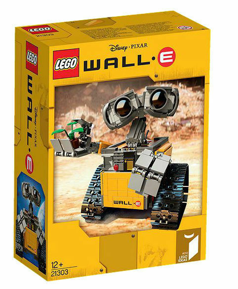 LEGO Ideas Wall-E Brand New Factory Sealed Box (21303)