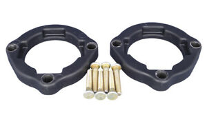 Front strut spacers 20mm for Toyota COROLLA 2, CORSA TERCEL CYNOS RAUM TERCEL
