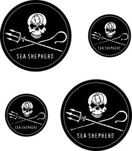 Details About Sticker Aufkleber Adesivi Sea Shepherd Jolly Roger Pegatina Pirate Flag Circle
