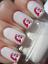 Disney-Princesses-sugar-skull-ongles-manucure-nail-art-water-decal-sticker miniatuur 3