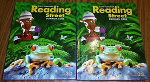 Scott-Foresman-READING-STREET-Common-Core-GRADE-3-Set-2-Student-Texts-3-1-amp-3-2