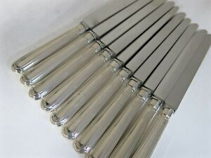 Sterling-Silver-Handled-Knives-Reeded-Or-Thread-Pattern-8-75-034-10-Available