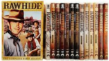 Rawhide Complete Western TV Series Seasons 1 2 3 4 5 6 7 8 Box / DVD Set(s) NEW!
