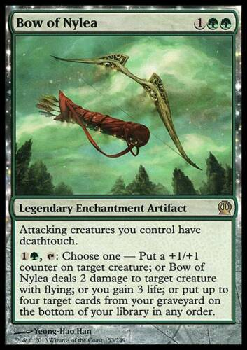 ARCO DI NYLEA BOW OF NYLEA Magic THS Mint Theros