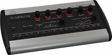 Behringer P16-M mint Powerplay Personal 16-Channel Headphone Mixer 3-band EQ