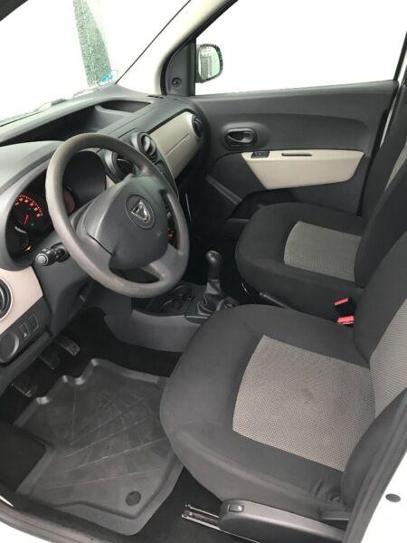 Dacia Dokker 1,5 dCi 90 Ambiance Van - billede 5