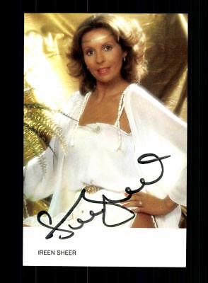 Autogramme & Autographen Ireen Sheer Autogrammkarte Original Signiert ## Bc 117335 Angenehme SüßE