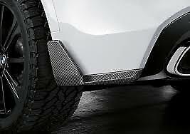 Carbon Attachments Rear Genuine BMW X5 G05 M Performance 51192461277 51192461278