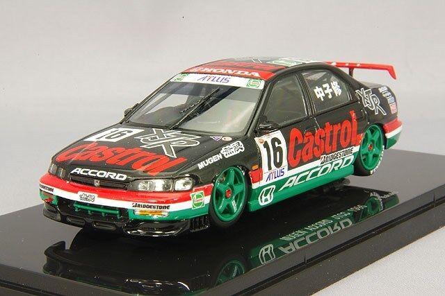 1 43 Ebbro 45041 Honda Mugen Accord Jtcc 1996 Castrol Ebay