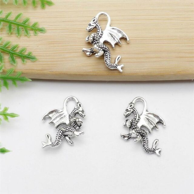 10pcs Charms Halloween 20*15mm pendant Vintage Gift DIY necklace Chic